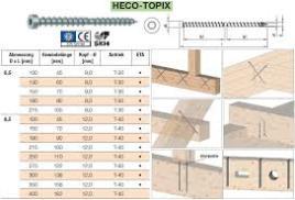 Heco-Topix-Combi-Connect-Screws-images